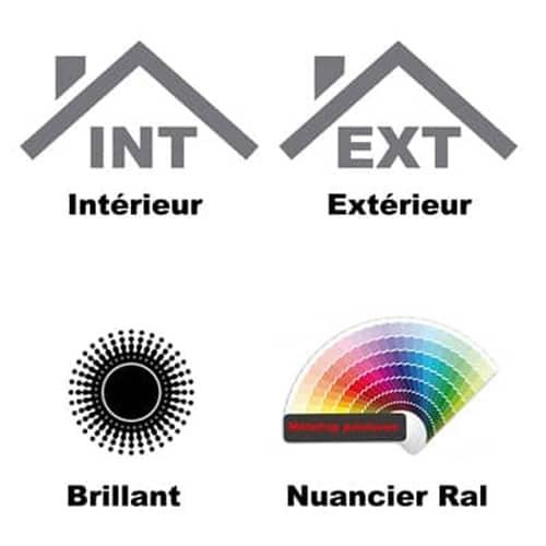 Autolissant sol m taltop peinture for Autolissant exterieur