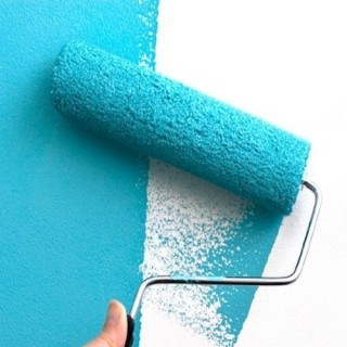 Peindre Un Polystyrène Avec La Peinture Mur Intérieur