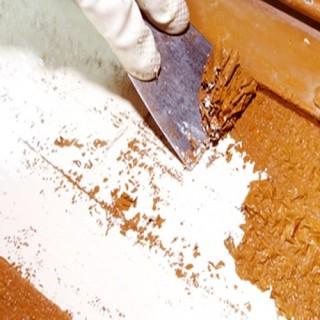 Decaper Un Metal Peint Avec Le Decapant Gel Metaltop Peinture