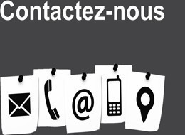Contactez nous